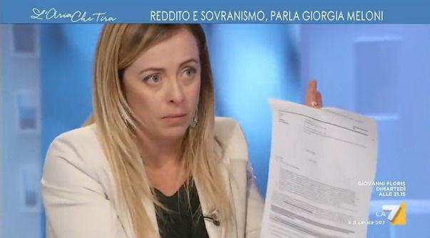 Le accuse di Giorgia Meloni e gli interessi francesi sul bombardamento in Libia. Ecco i fatti foto 1