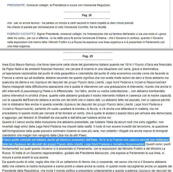 Le accuse di Giorgia Meloni e gli interessi francesi sul bombardamento in Libia. Ecco i fatti foto 3