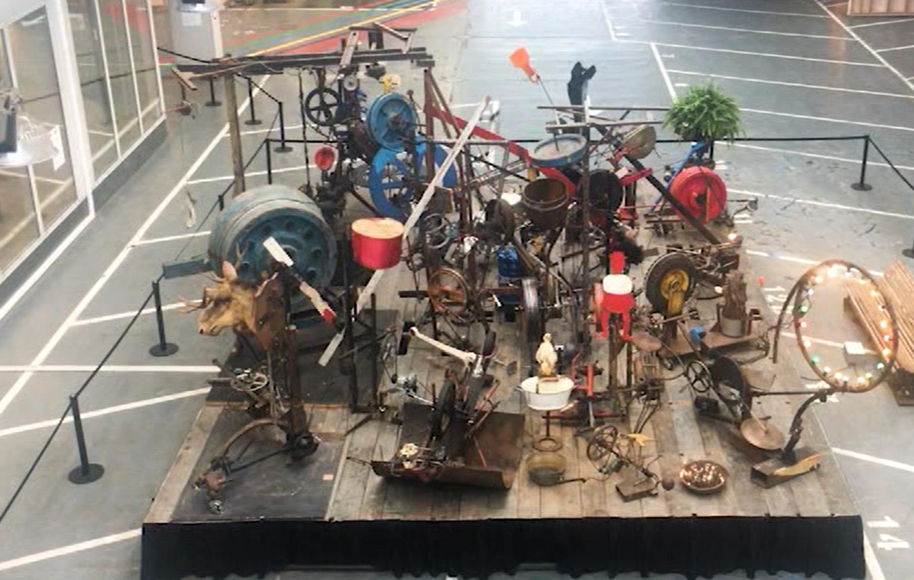 Arte moderna, un'ex fabbrica d'auto diventa il centro culturale di Bruxelles foto 2