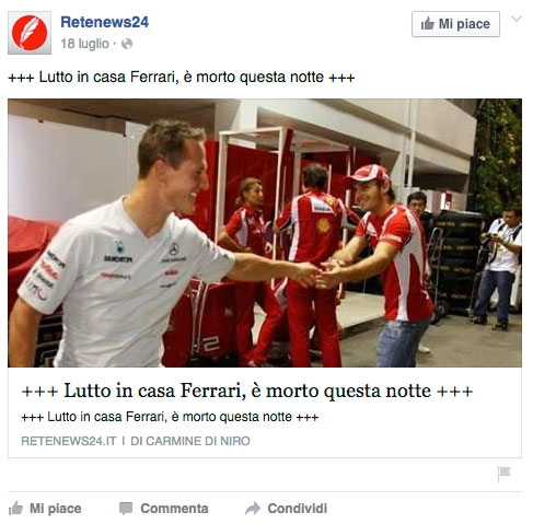 Schumacher fa 50, l'ultima folle corsa tra bugie e verità foto 2