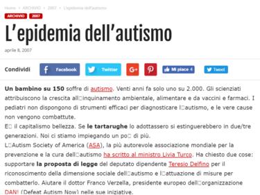 Beppe Grillo contro la pseudoscienza? Ecco cosa diceva su vaccini, cancro e farmaci foto 1