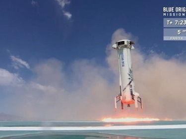 Blue Origin: sempre più vicino il turismo spaziale foto 1