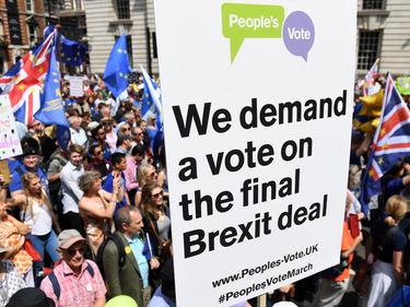 Tutte le tappe della Brexit: dal referendum al voto sull'accordo con l'Ue foto 3