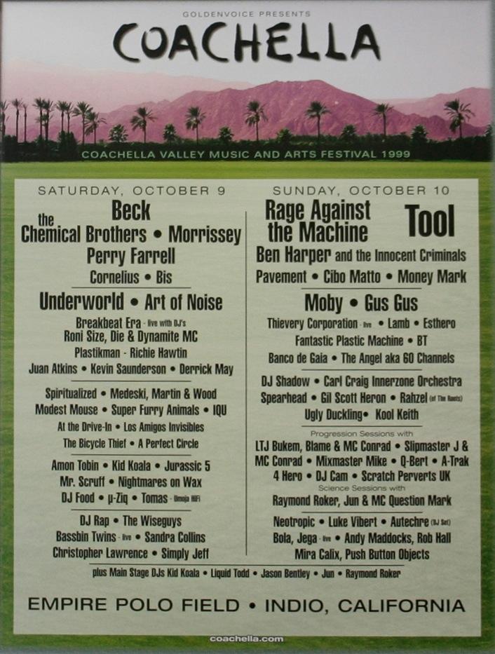 Coachella 2019: annunciata la line-up del festival musicale californiano sempre più mainstream foto 1