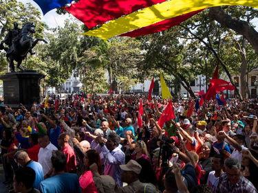 Cosa sta succedendo in Venezuela? foto 1