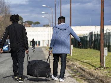 Le famiglie con bimbi che erano al Cara resteranno a Castelnuovo di Porto foto 1