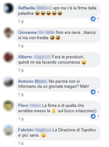 L'anti-bufale: un fotomontaggio per screditare la Angeli e Repubblica foto 4