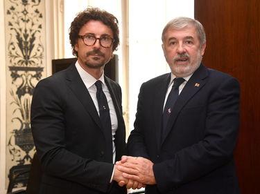 Genova, oggi la firma sul contratto per la ricostruzione del ponte foto 4