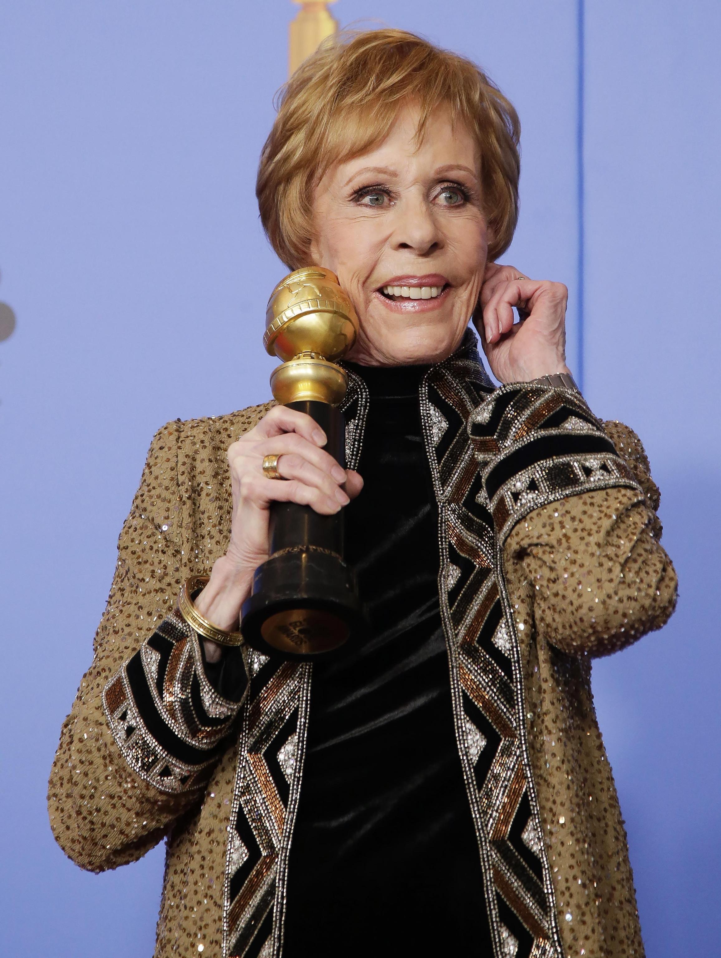 Golden Globe, trionfo di