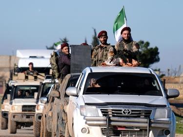 USA iniziano il ritiro delle truppe dalla Siria foto 1