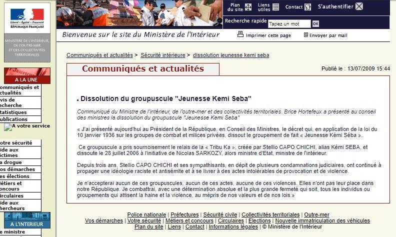 Kémi Séba rivendica l'attacco del Movimento a Macron sul Franco Cfa foto 2