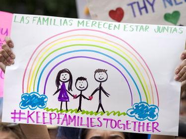 Messico-Usa:  «migliaia in più» i bimbi separati dai genitori al confine foto 1