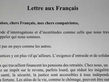 Lettera aperta di Macron: «Voglio trasformare rabbia in soluzioni» foto 1