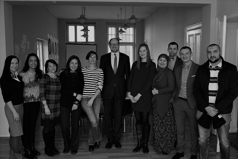 L'intervista di Open a Marta Siciarek, fondatrice con Pawel Adamowicz del «modello di Danzica» per l'integrazione foto 1