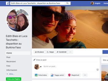 Luca ed Edith scomparsi in Burkina Faso: ipotesi rapimento foto 1