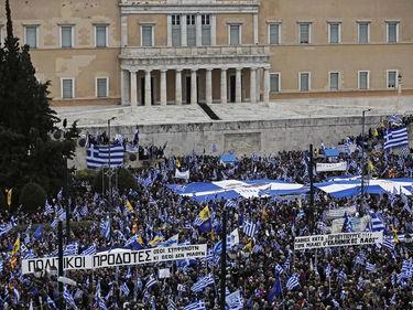 Macedonia e Grecia verso l'accordo: il punto della situazione foto 3