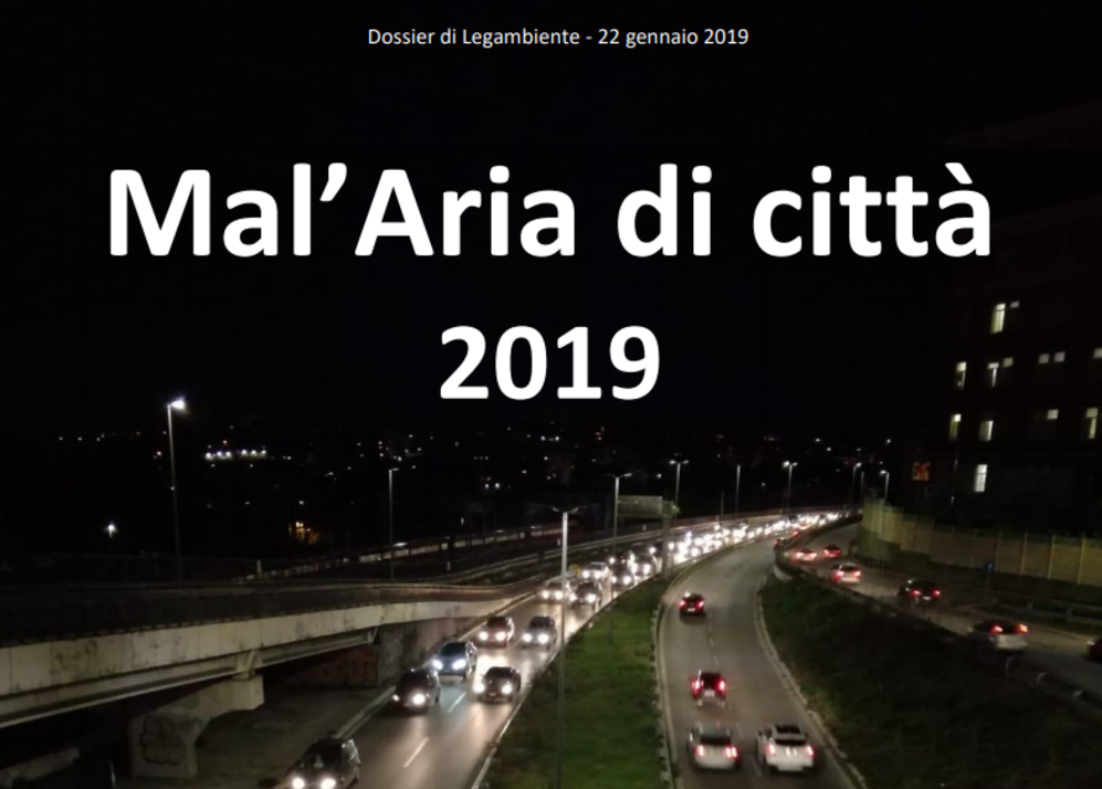 Mal'Aria: la classifica annuale delle città italiane più inquinate foto 2
