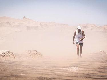 L'italiano che ha corso per 39 chilometri a -52 °C a Open: «Ho voluto sfidare me stesso» foto 1