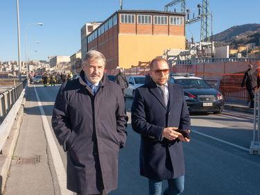 Ponte Genova, dieci nuovi indagati per falso foto 2
