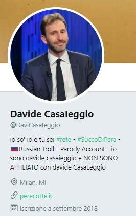 Quando i politici condividono gli account fake su Twitter foto 1