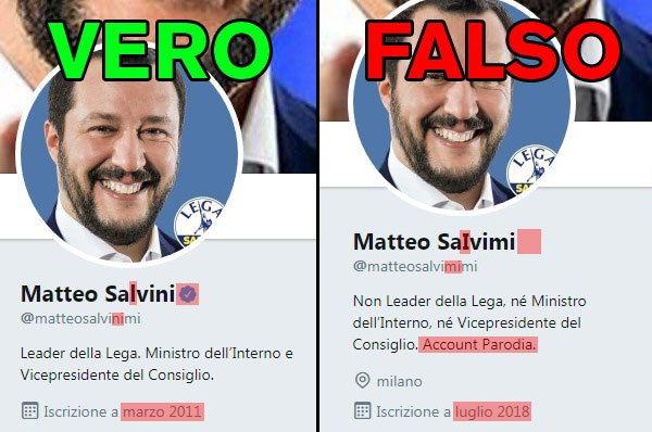 Quando i politici condividono gli account fake su Twitter foto 4