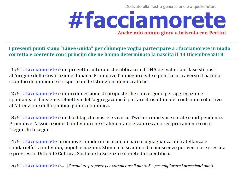La rete Twitter più grande d'Italia: i dati dell'hashtag #FacciamoRete foto 6