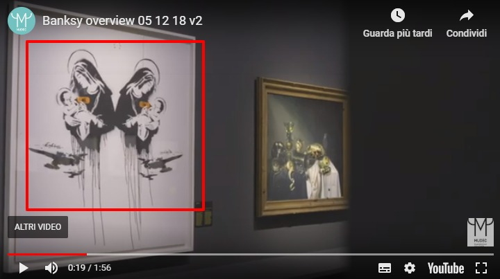 La scoperta di quattro opere di Banksy in Sardegna era una bufala (a fin di bene) foto 2