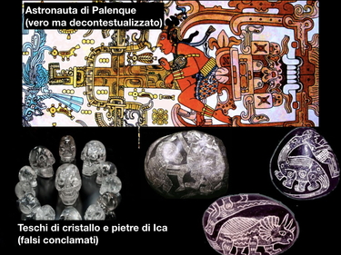 La solita bufala degli alieni sulle tavole Maya foto 2