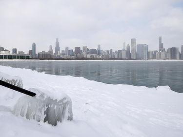 Stati Uniti, temperature a -50 gradi. Mille voli cancellati solo a Chicago foto 1