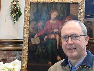 Trafugata in Belgio la «Sacra Famiglia» attribuita a Michelangelo. Ma sarebbe «un falso» foto 1