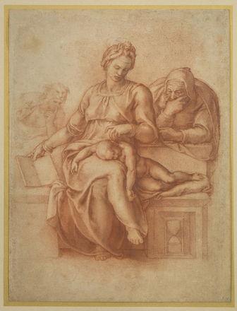 Trafugata in Belgio la «Sacra Famiglia» attribuita a Michelangelo. Ma sarebbe «un falso» foto 5