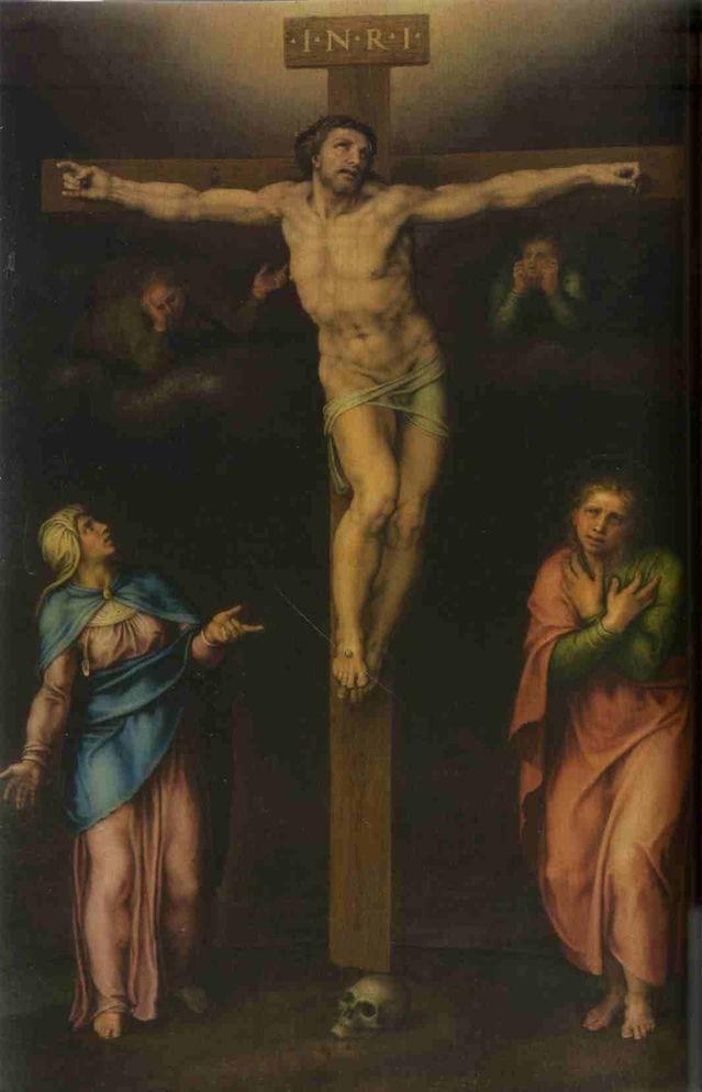 Trafugata in Belgio la «Sacra Famiglia» attribuita a Michelangelo. Ma sarebbe «un falso» foto 9