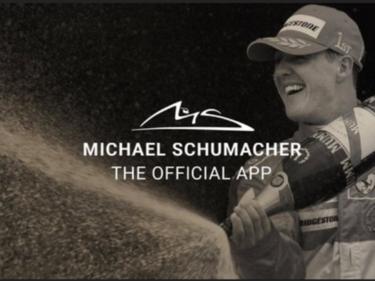 Schumi e il figlio corrono insieme, ma solo sull'app foto 1