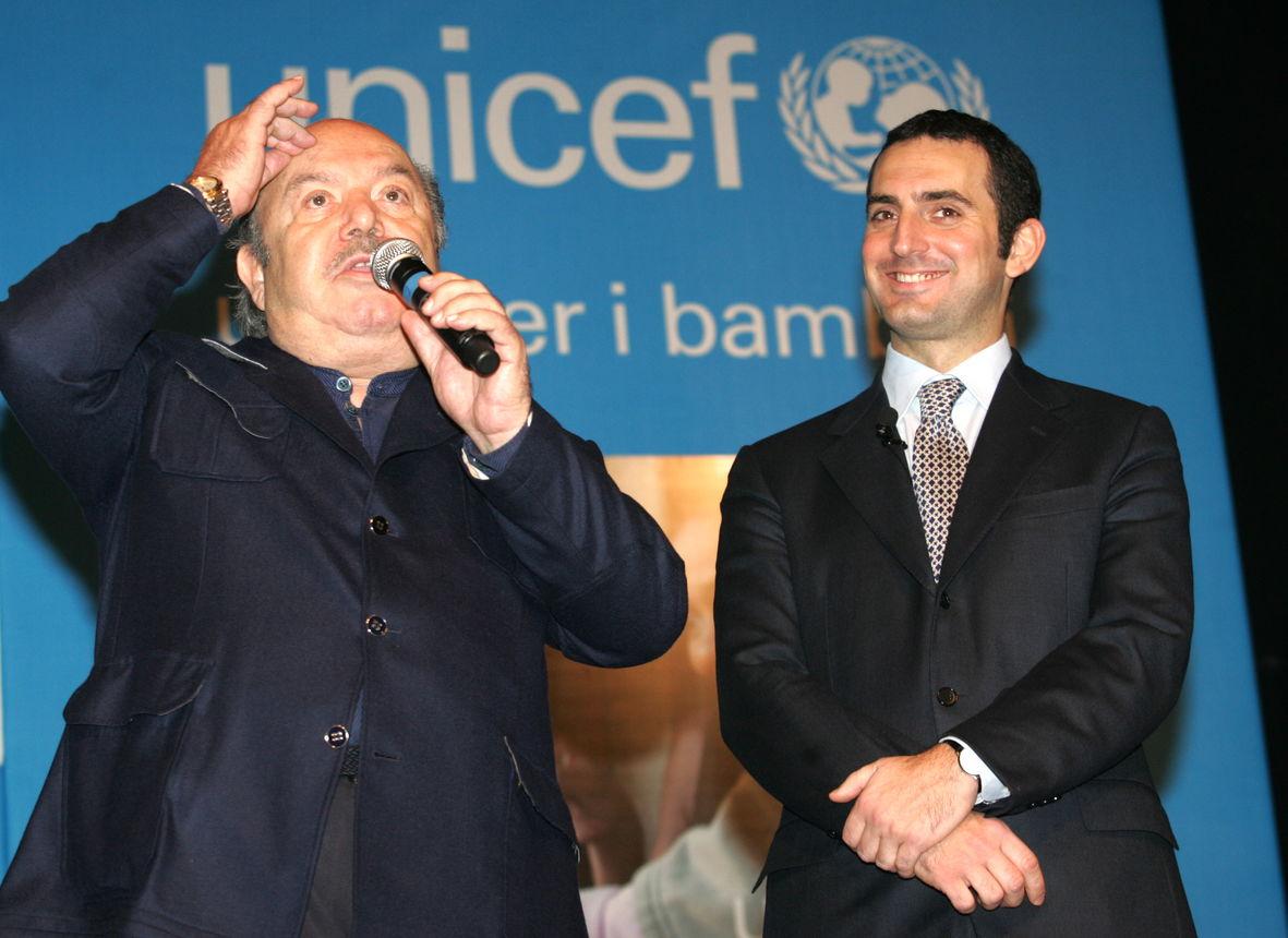 Il vero ruolo di Lino Banfi all'Unesco e le battutacce su Unicef foto 1