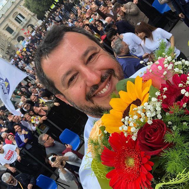 Matteo Salvini su Twitter