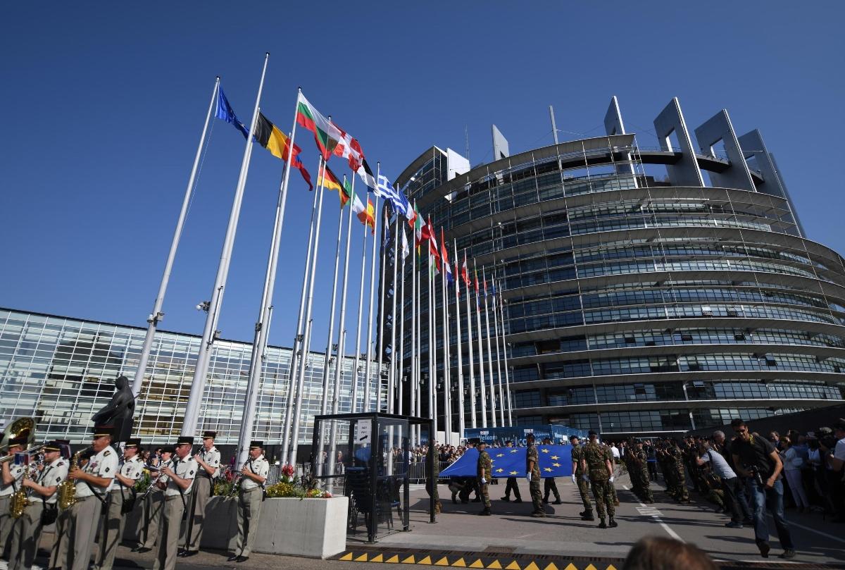 Parlamento Europeo MES