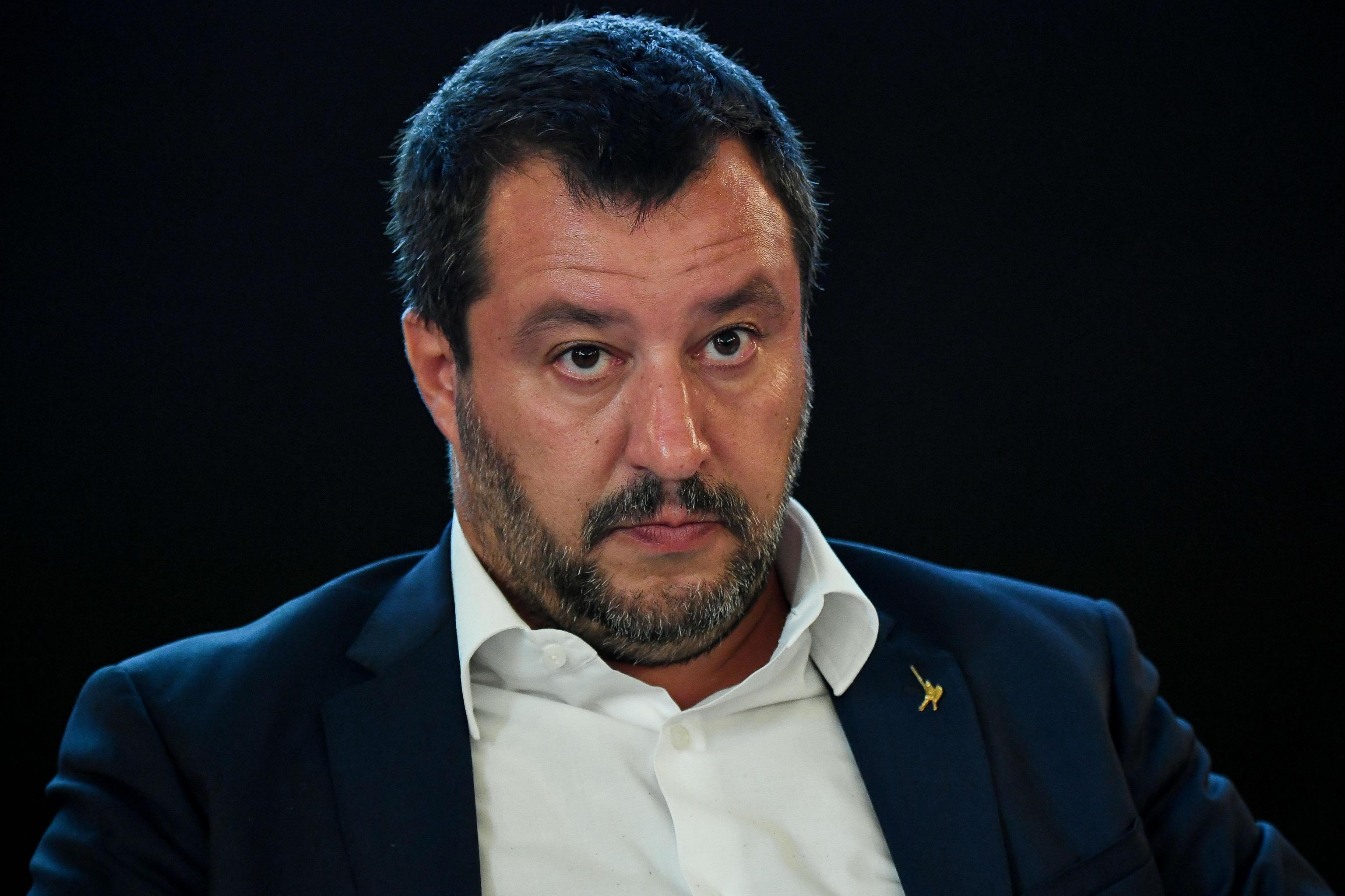 """GOVERNO. SALVINI: """"DRAGHI OTTIMO PUNTO DI PARTENZA, LA LEGA C'È"""""""