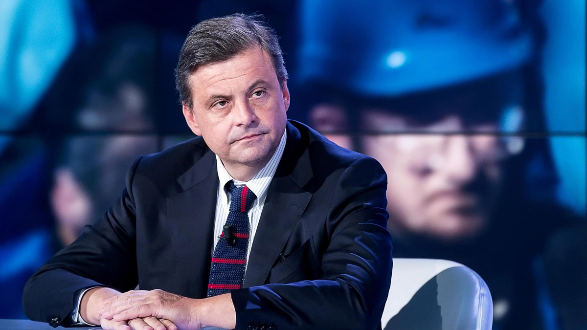 Carlo Calenda si candida a sindaco di Roma: