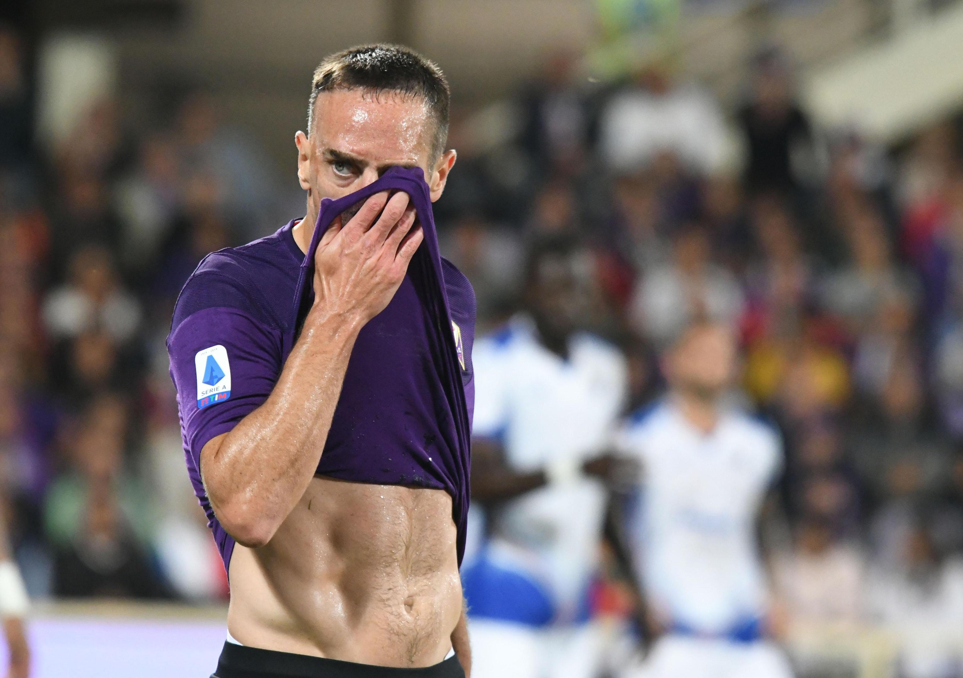 Franck Ribery (Fiorentina)