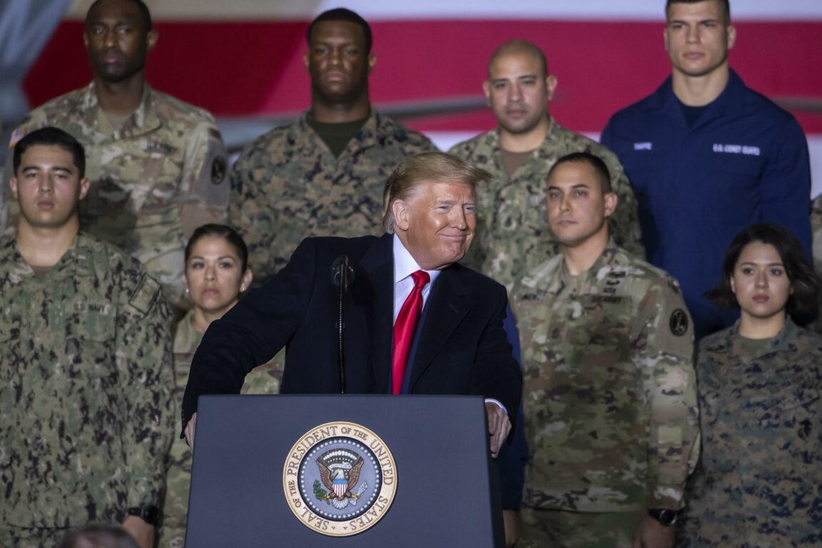 Usa, Trump inaugura la