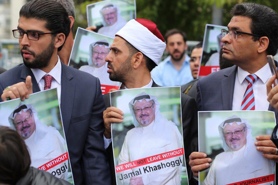 Cinque condanne a morte per l'assassinio del giornalista Khashoggi