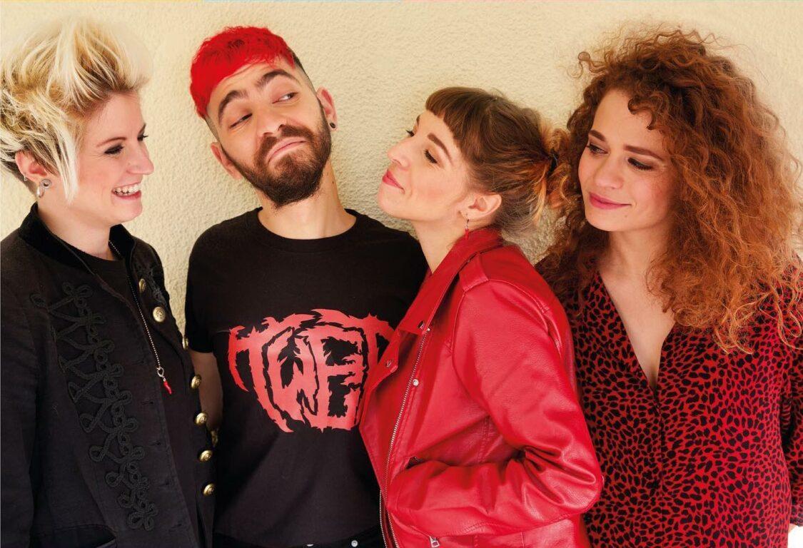 interviste emergenti Interviste emergenti: il pride pop dei Twee - Torino
