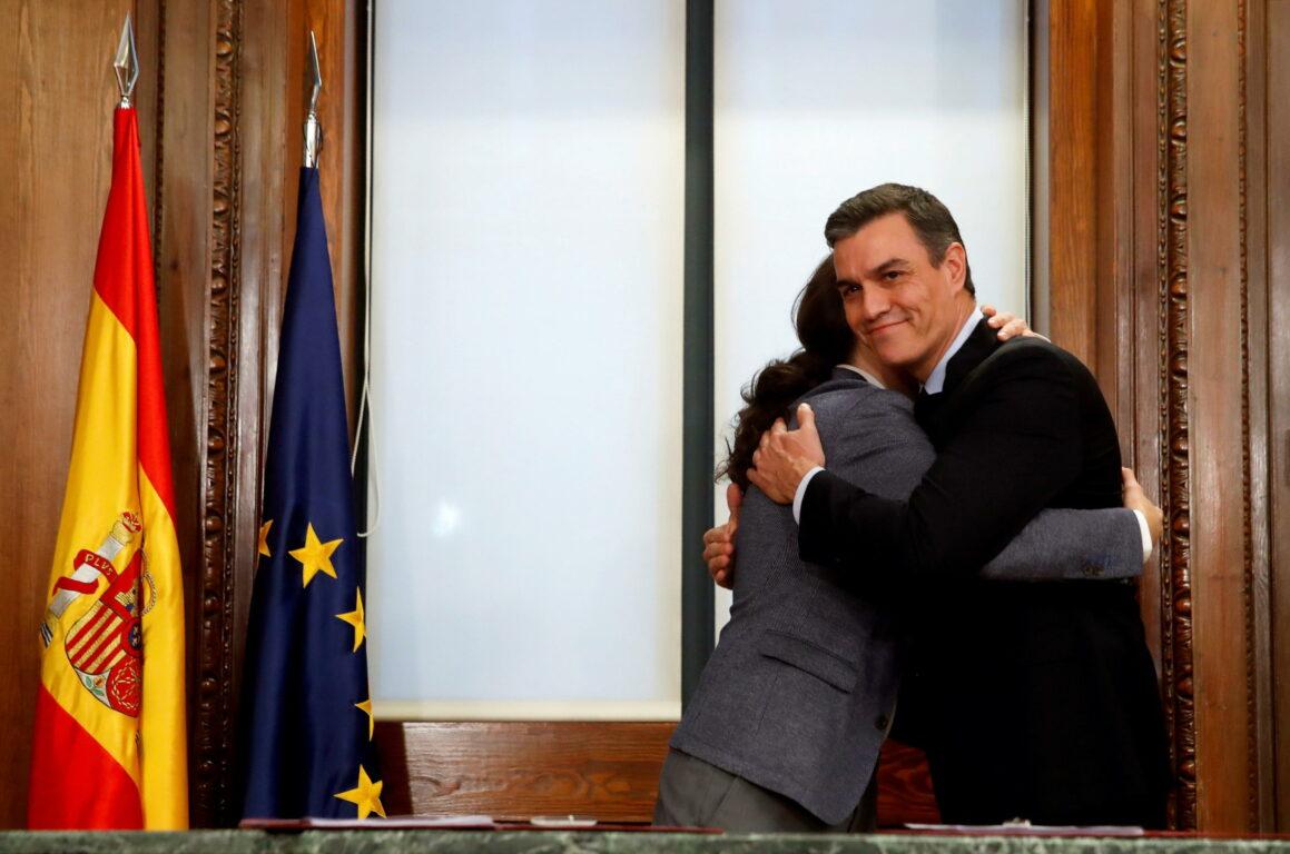 L'astensione di Erc dà il via libera al governo Sanchez