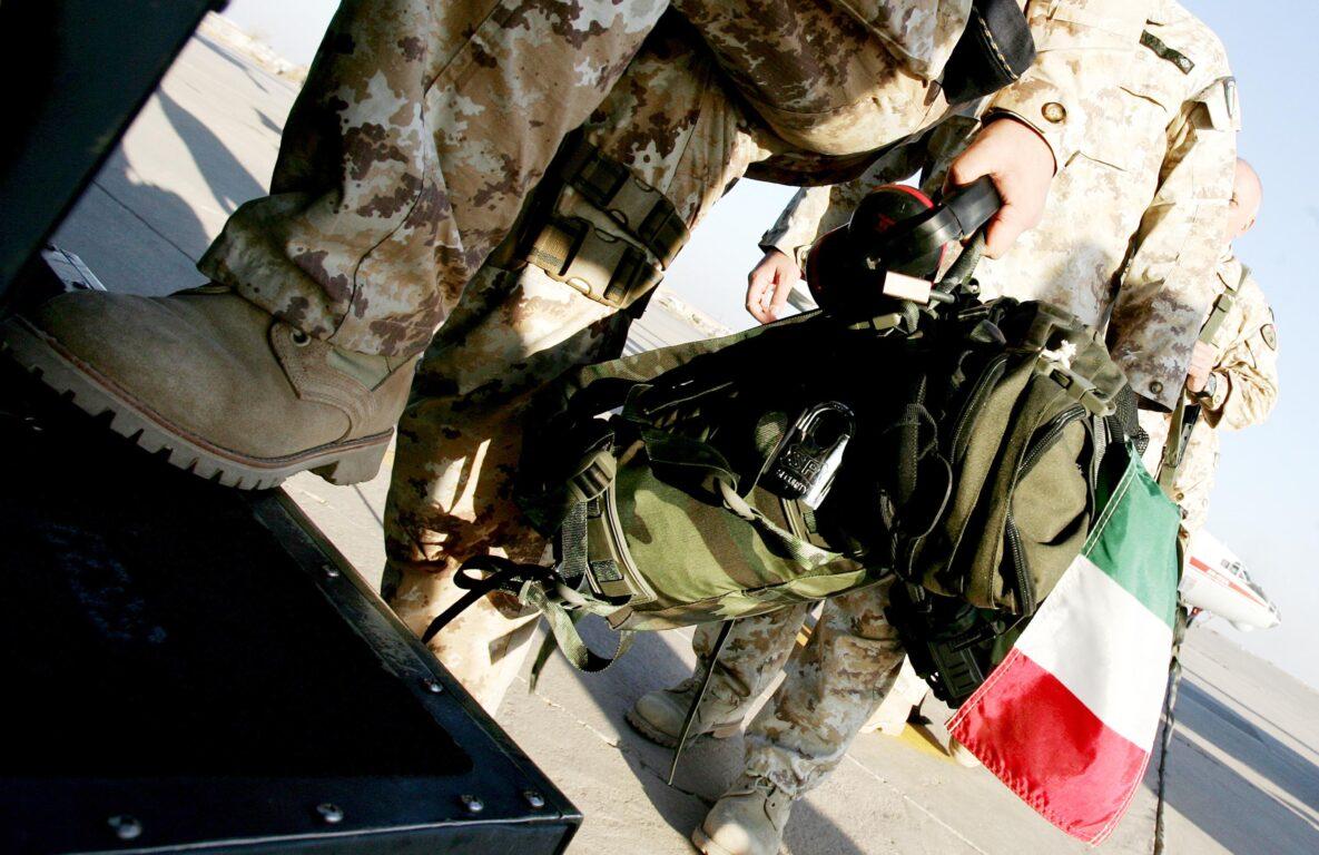 Iraq, lo Stato maggiore della Difesa italiano: