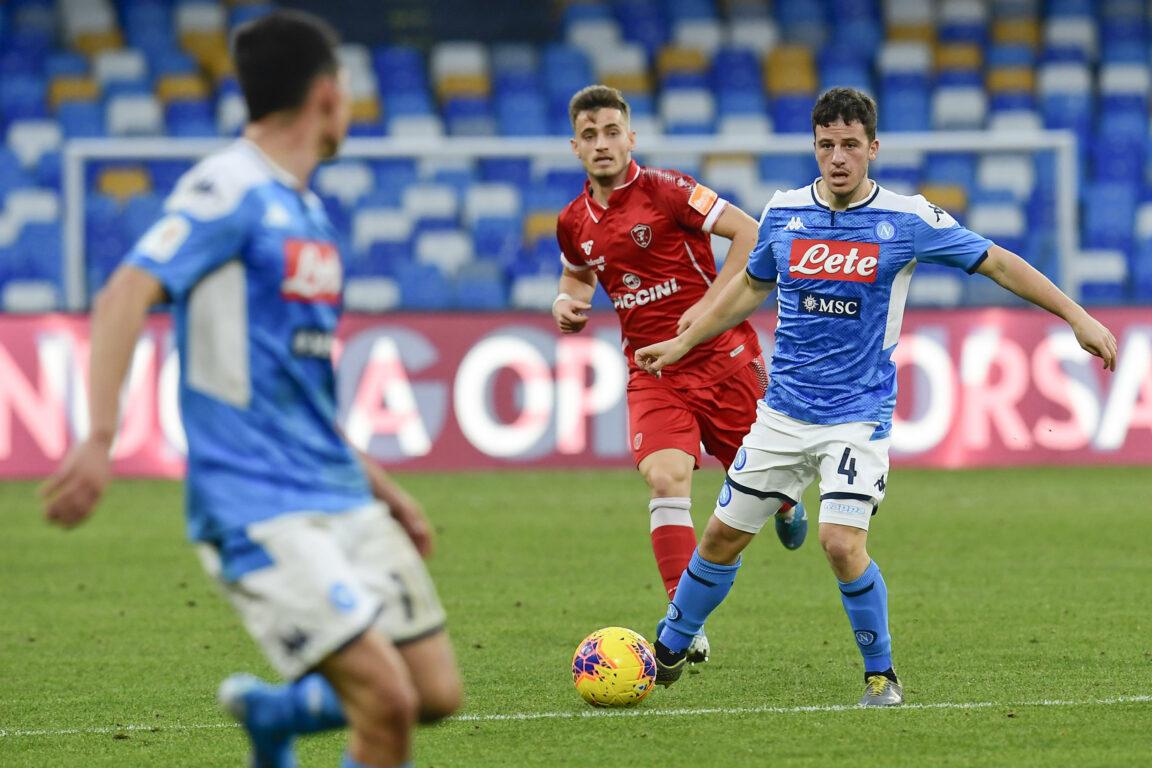 Coppa Italia: doppio Insigne, il Napoli stende il Perugia ...
