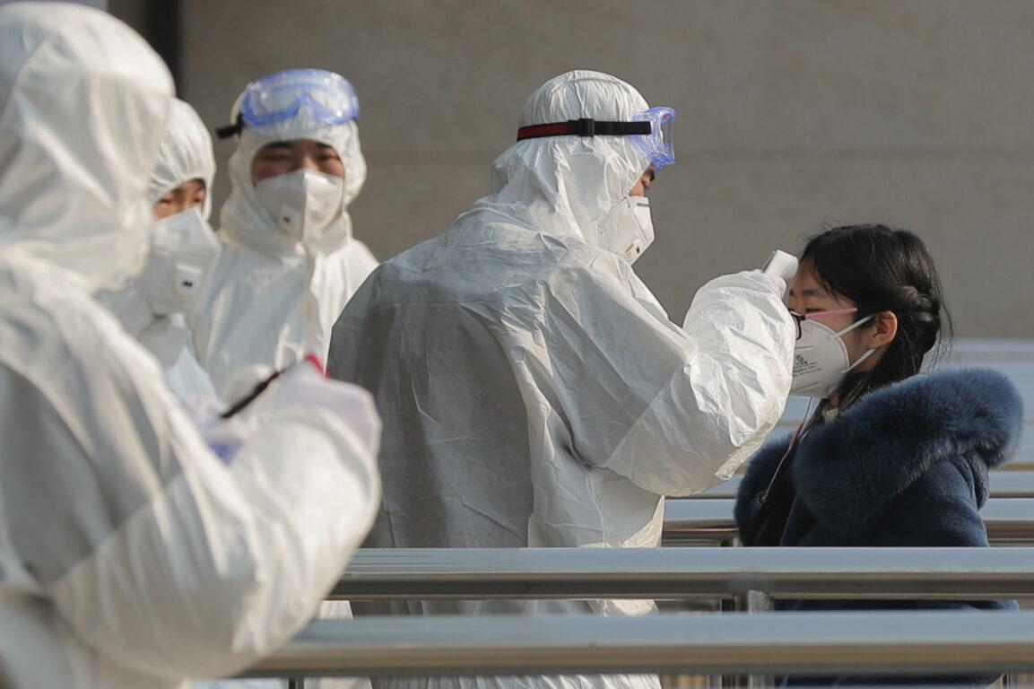 In Francia confermati i primi due casi di virus cinese