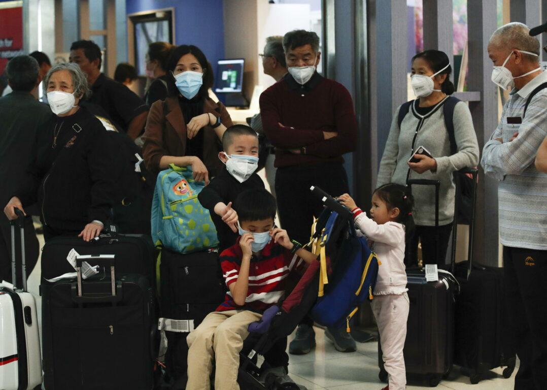 Virus Cina in Europa: due casi in Francia