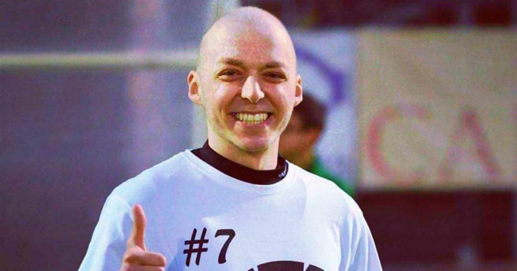 E' morto Custodero, il calciatore che aveva scelto la sedazione profonda