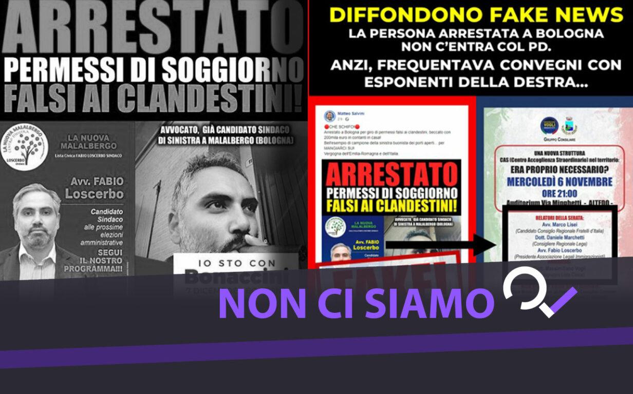 Lo scontro tra Salvini e Bonaccini sul sostenitore ...