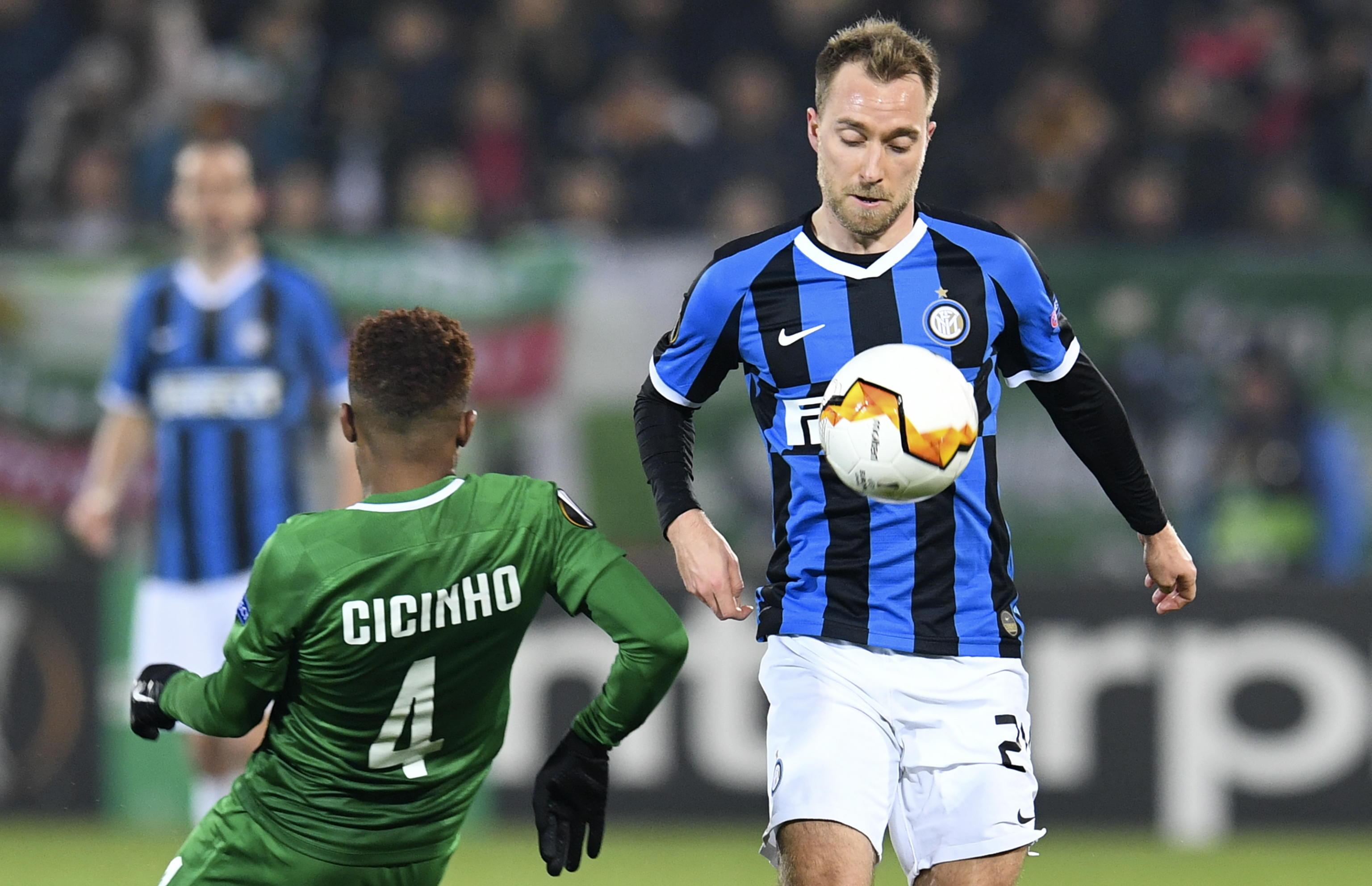 Christian Eriksen a Milano, via ai test sul cuore per capire se può ancora giocare con l'Inter